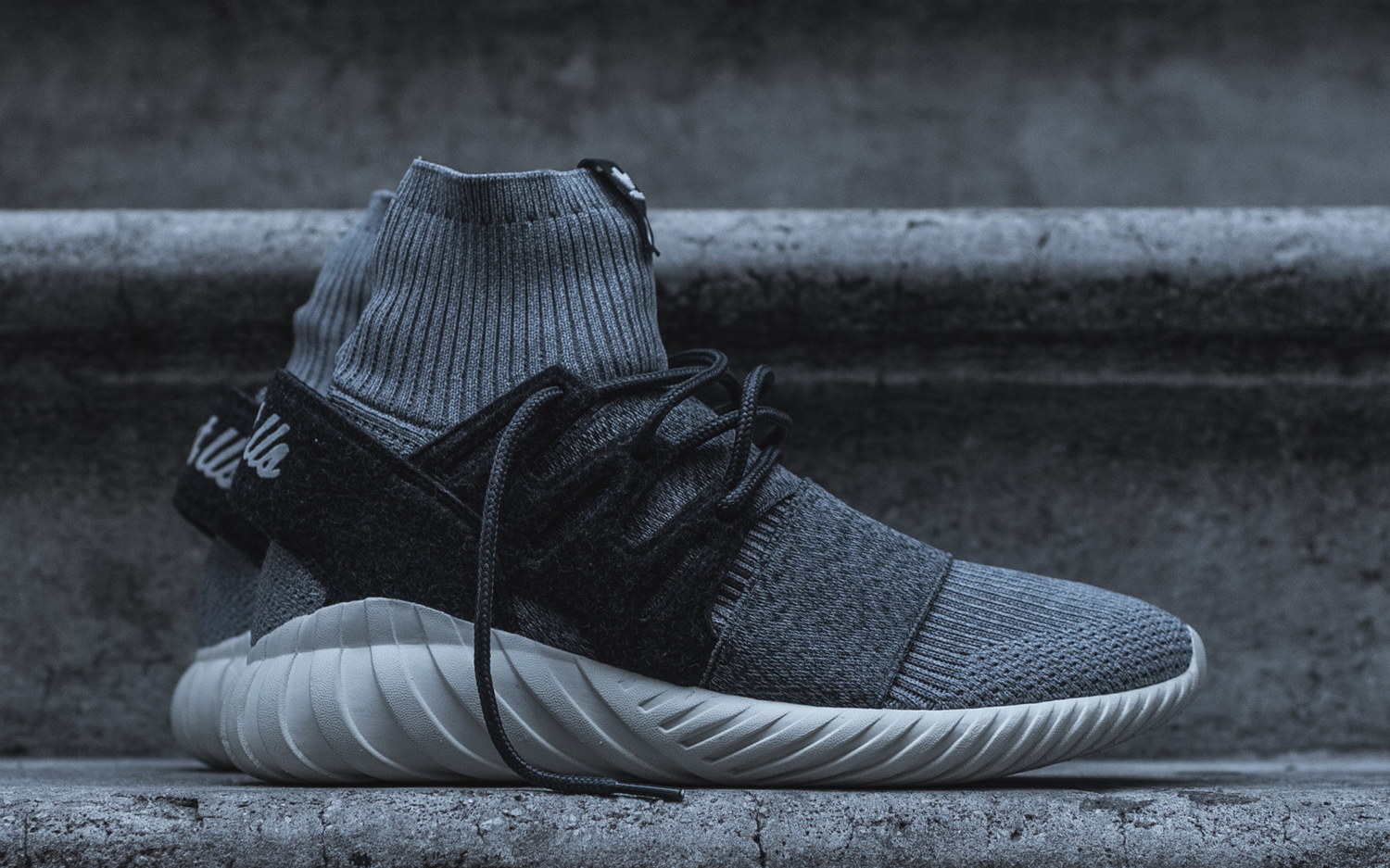 ADIDAS TUBULAR DOOM PK GREY S74920 US Size
