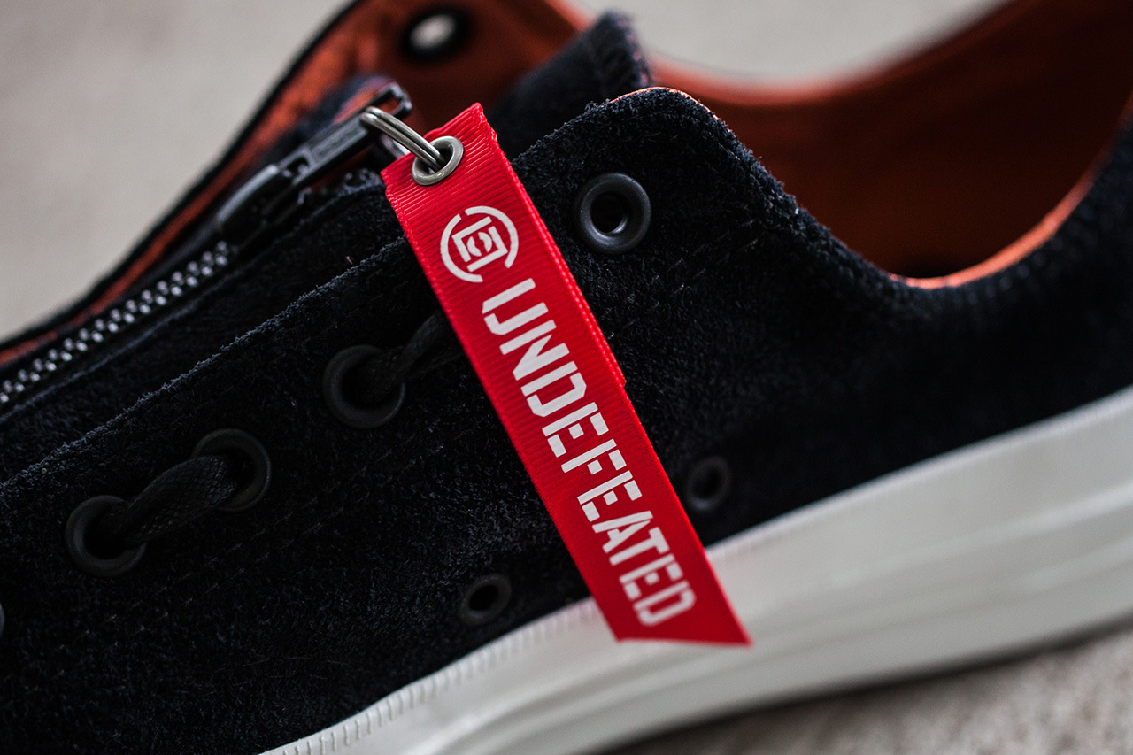 984631c577cc The new Undefeated x CLOT x Converse First String Chuck Taylor All Star  collection drops at Undefeated and JUICE locations on Saturday