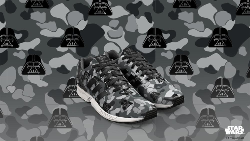 adidas originals star wars 2 Black