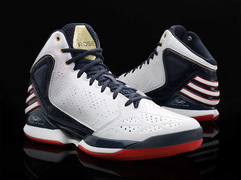adidas Rose 773 Olympic USA (5)