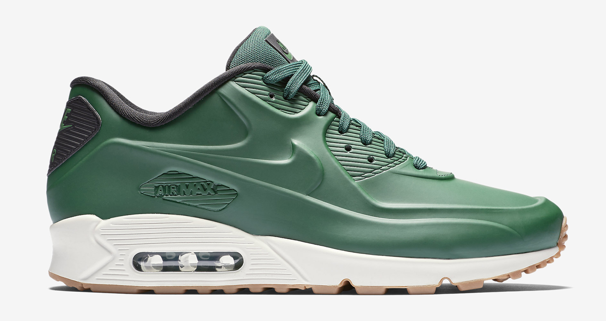 size 40 9e34c b73c7 Nike Brings Back Vac-Tech Air Max 90s. In gorge green ...
