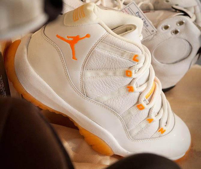 Unreleased Air Jordan 11 Samples | Sole