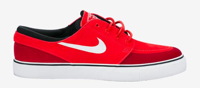 a1654a0010b1 Nike Stefan Janoski Premium SE Light Crimson   White   Gym Red