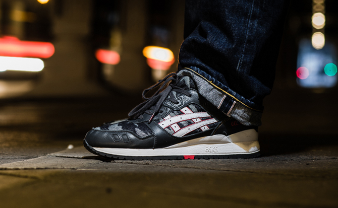 asics japanese denim
