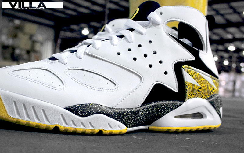 8e08e5bc37af Another Look at the  Tour Yellow  Nike Air Tech Challenge Huarache ...
