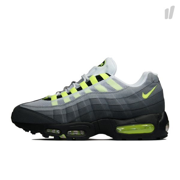 new style 0075b 86bca Nike Air Max 95 OG - Neon - January 2013