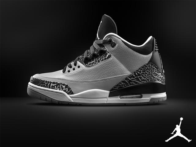 Air Jordan 3 III Retro Wolf Grey 136064-004 (2)