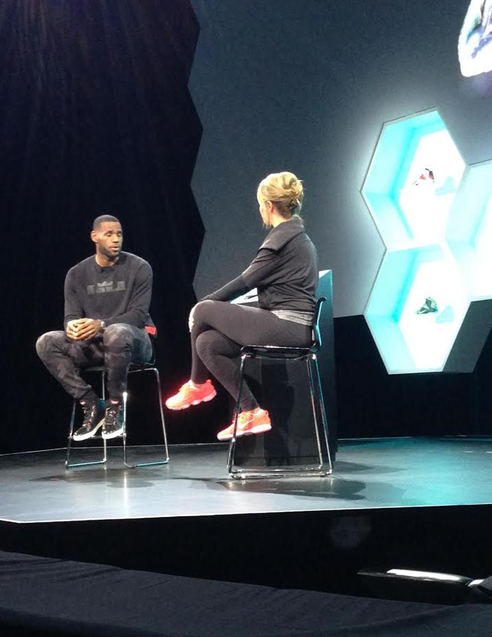 Nike LeBron XII 12 Launch Event (30)