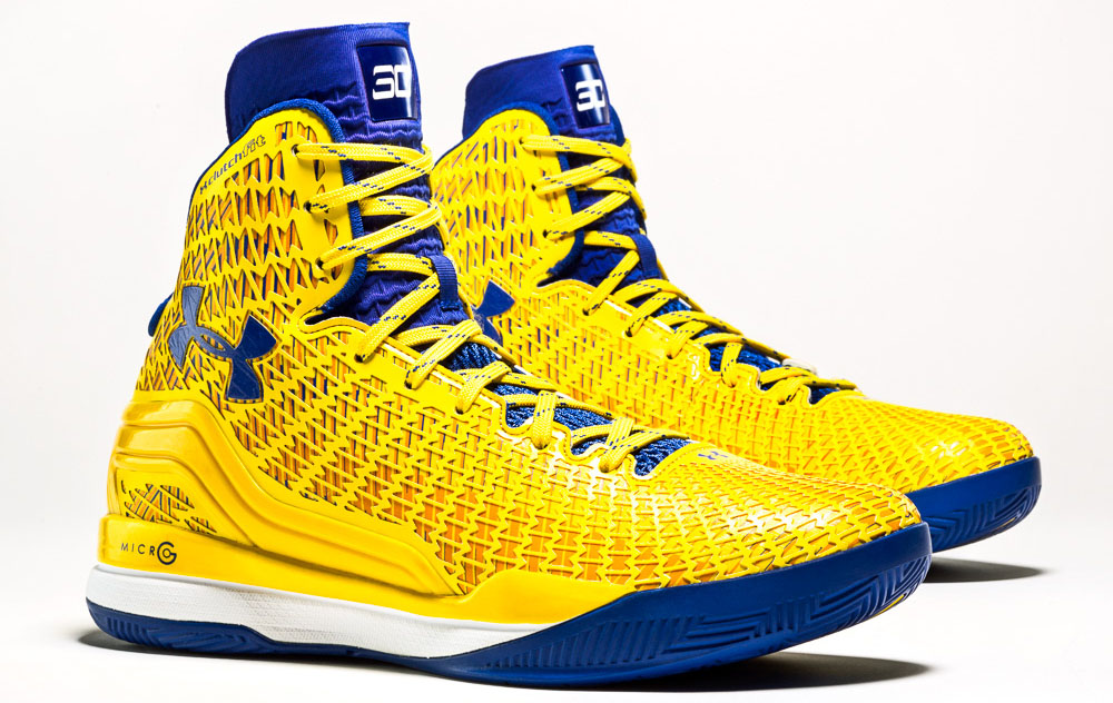 Under Armour Releases Stephen Curry's 'SC30 Select ...