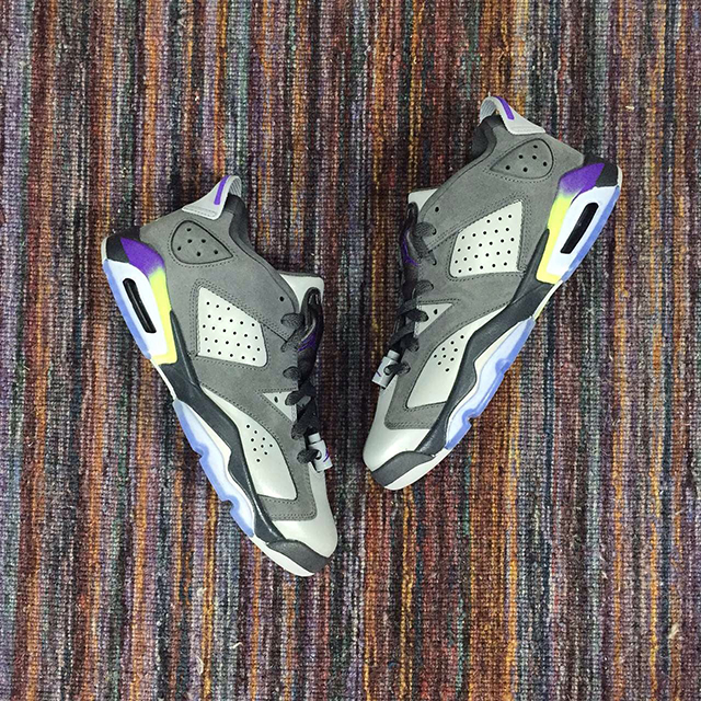 Air Jordan VI 6 Low Ultraviolet 768878-008 (2)