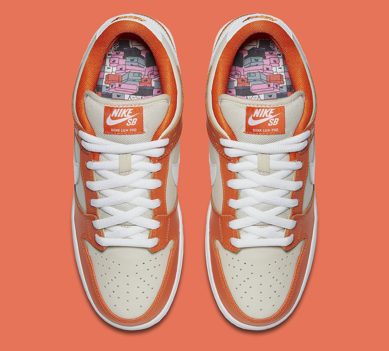 finest selection ba037 f6f44 Shoe Box Nike SB Dunk 313170-811 Top