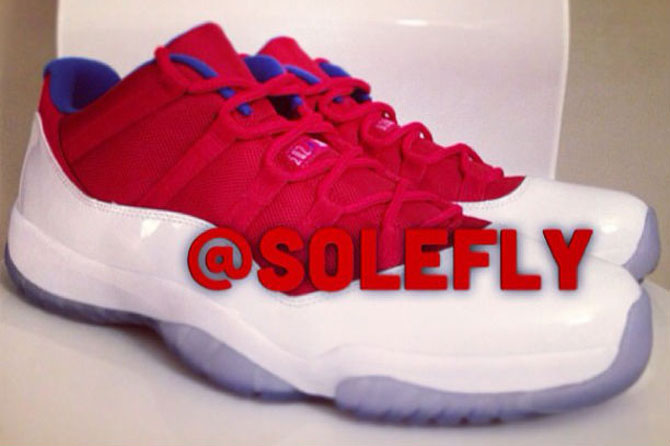 Air Jordan XI 11 Low Clippers Sample 4fff62565