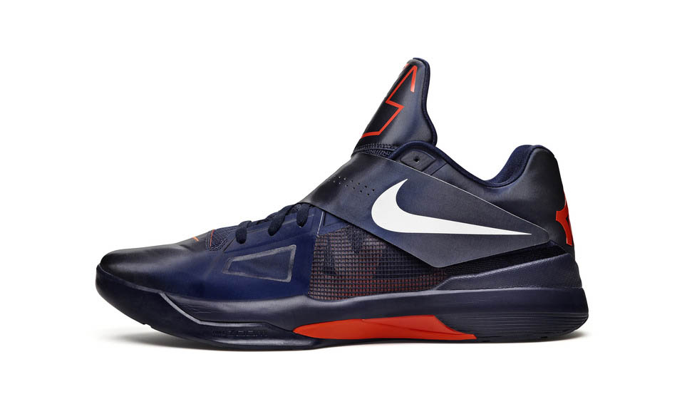 buy online 7c200 3deea The Zoom KD IV is the next member of Nike Basketball s 20 Designs That  Changed the Game.