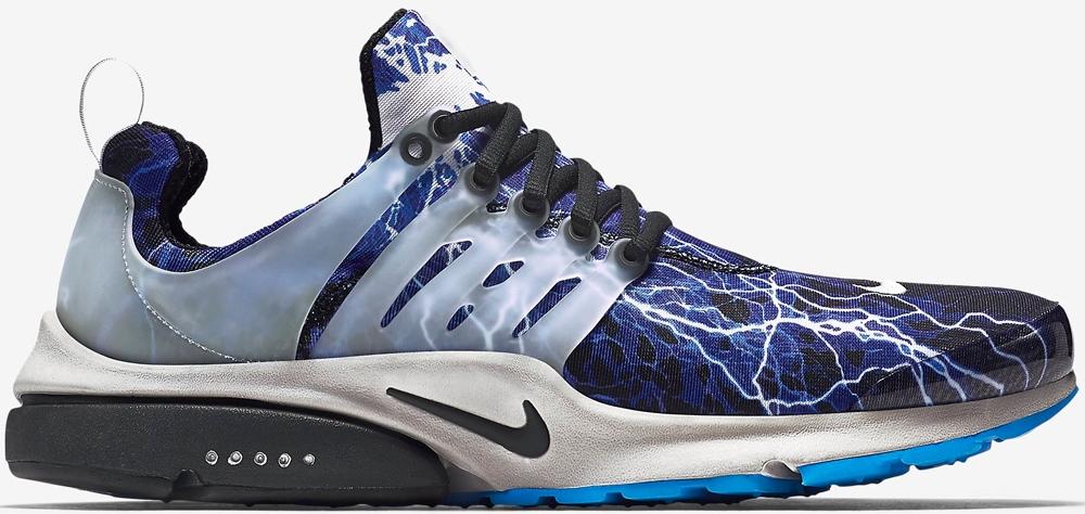 Nike Air Presto Black/Black-Zen Grey-Harbour Blue