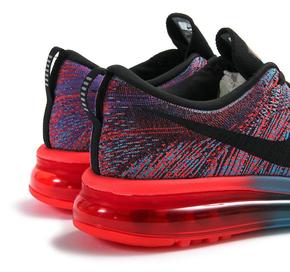 best sneakers eab92 6d1fb canada that shade with bright crimson threads for the upper and a fade for  the bubble