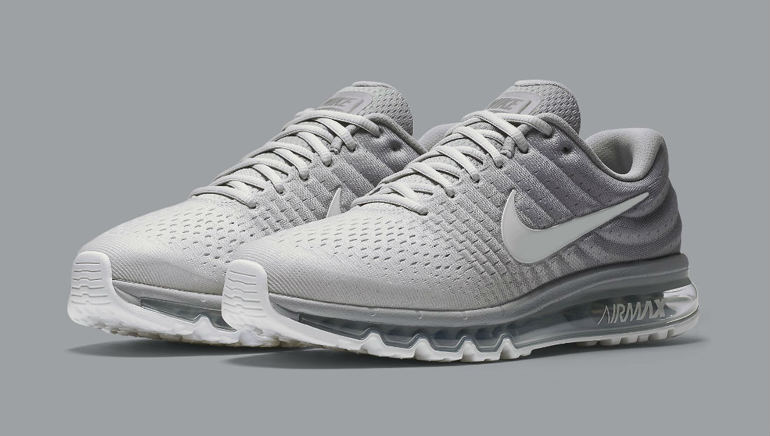 fe212126395074 Nike Air Max 2017 Silver Main 849559-005