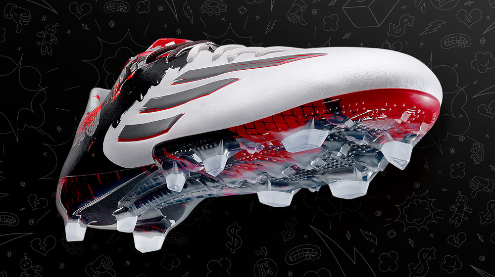 fae74d8ec59 adidas Honors Lionel Messi s Roots with New Boots