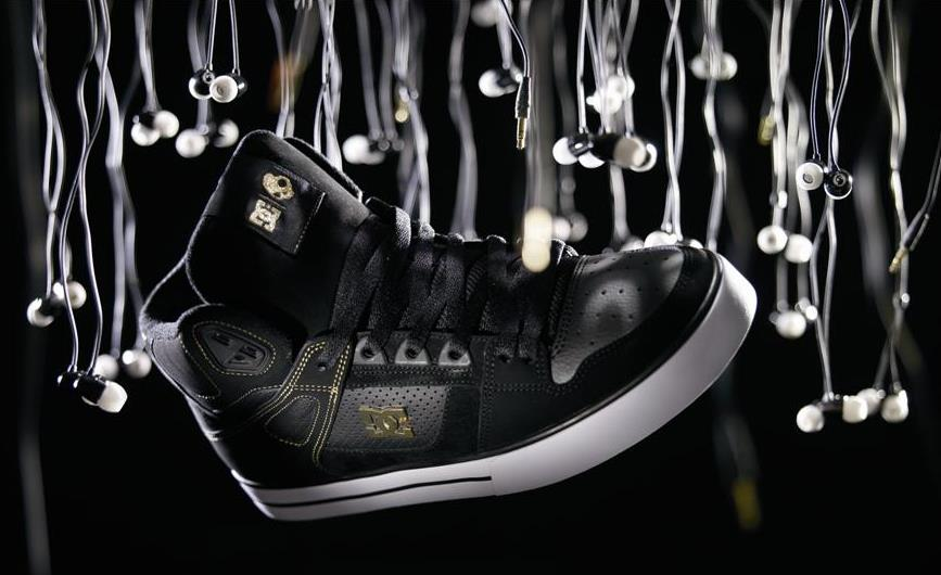 Skullcandy x DC Shoes - Spartan Hi & Stack