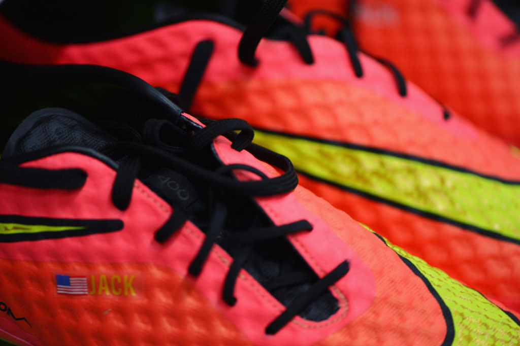Sole Watch: Up Close with the Custom Cleats of the World Cup (1)