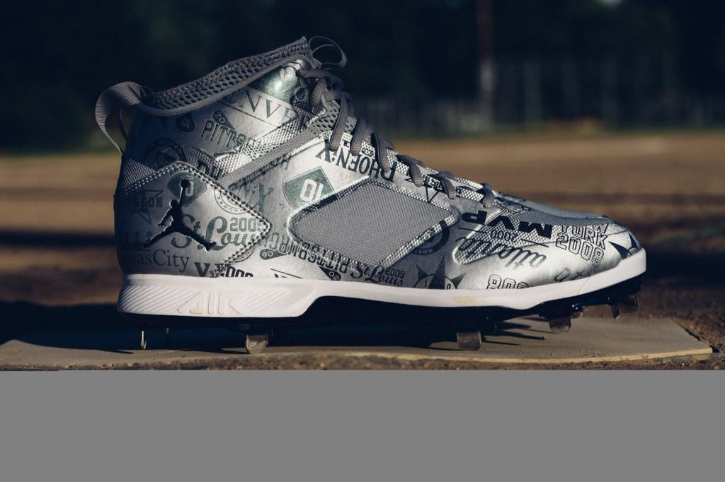 Jordan Jeter Cleats All-Star (1)