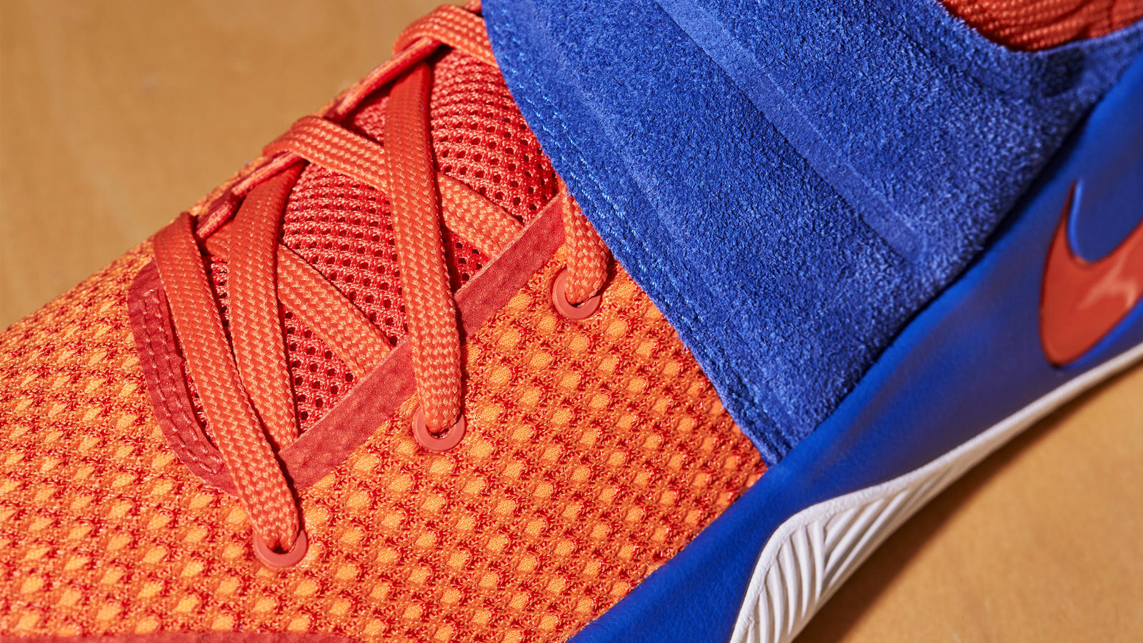 best service 813d4 181d4 Image via Nike Nike Kyrie 2 Hardwood Classic Detail