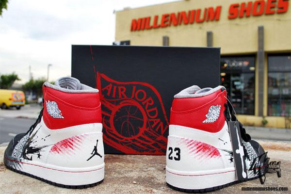 7c6435caa3da17 Dave White x Air Jordan Retro 1