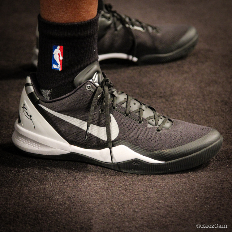 Sole Watch Up Close At Barclays For Nets Vs Jazz Sole