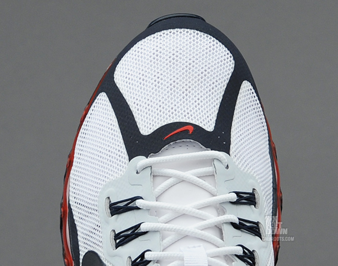 Nike Air Max+ 2013 EXT WhiteDark ObsidianUniversity Red