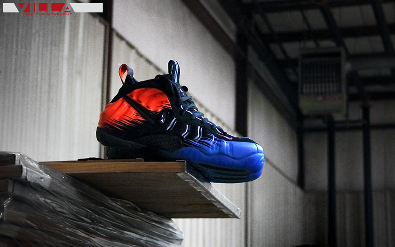 Nike Air Foamposite Pro Spider-Man (4)
