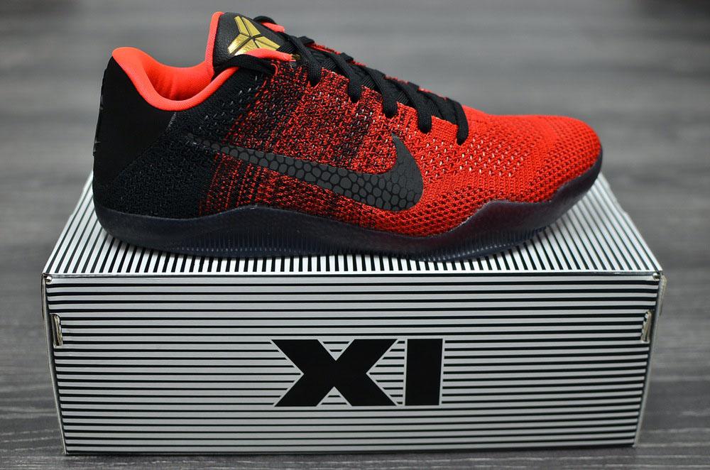 hot sale online 5a5aa fafdc Nike Kobe 11 Achilles Heel Release Date 822675-670 (5)