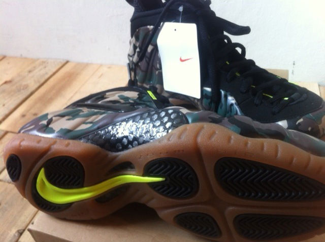 Nike Air Foamposite Pro - Army Camo (8)