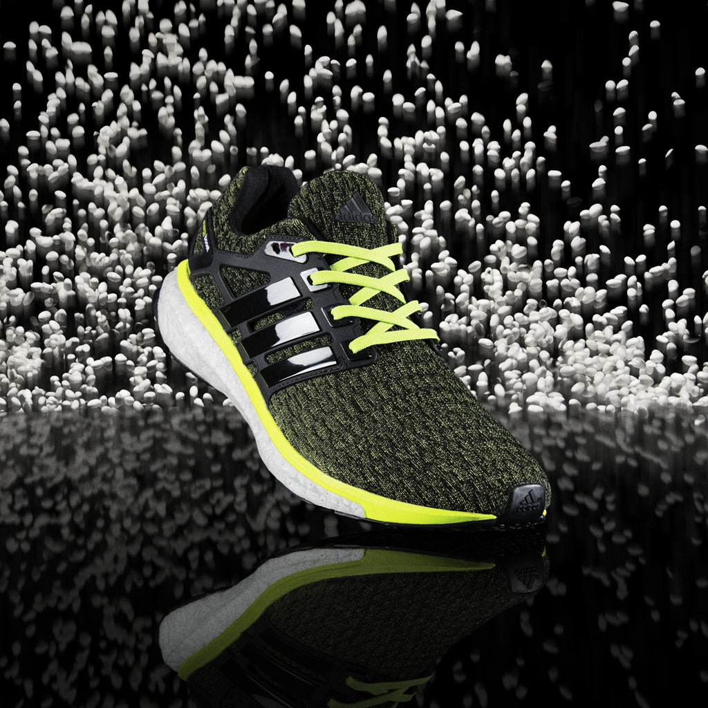 adidas Energy Boost Reveal Yellow