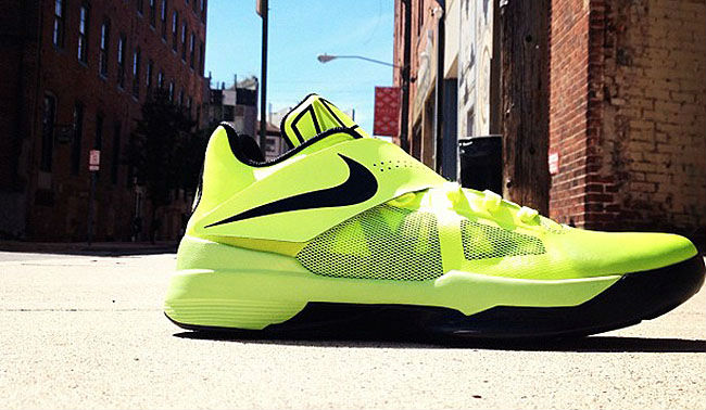 Top 24 KD IV Colorways for Kevin Durant's 24th Birthday // Volt Sample