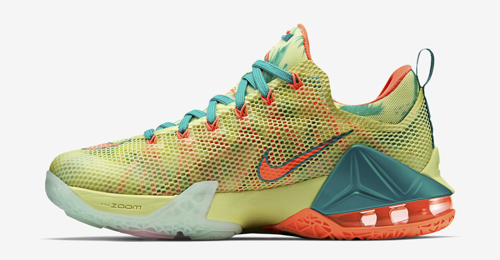 uk availability 0931f 5812a  LeBronold Palmer  Nike LeBron 12 Lows Releasing Soon