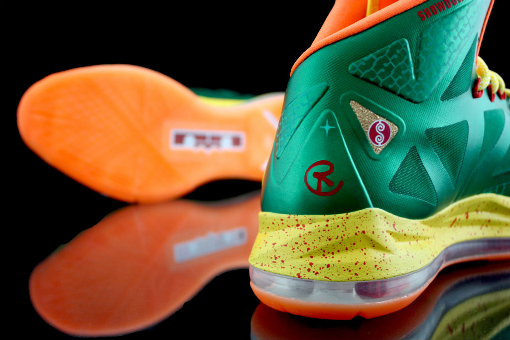 Nike LeBron X Price Is Right by Revive Customs (2)