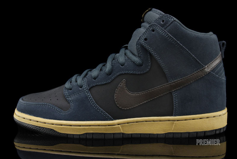 ffb983ec13 Nike SB Dunk High - Charcoal | Sole Collector