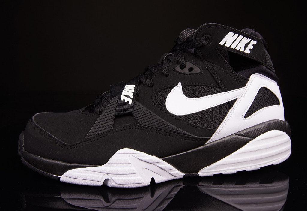 1e5691161b45 Nike Air Trainer Max  91 Black White-Black 309748-004 (1