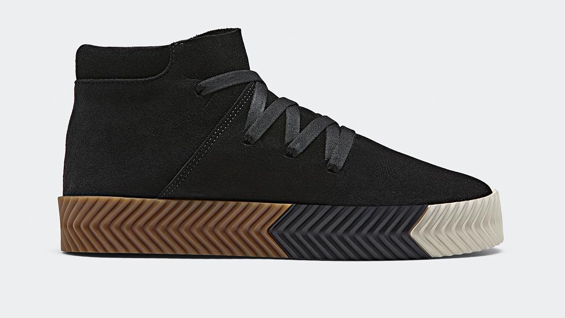 Alexander Wang x adidas Skate Mid
