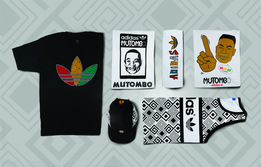 Interview // Adidas Originals' Brian Foresta Talks Mutombo