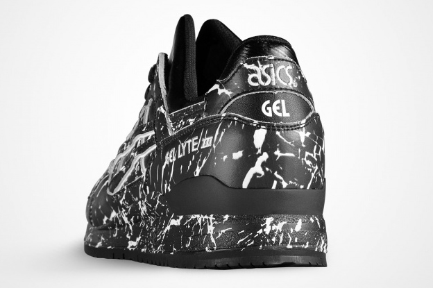 Asics Sculpts The Gel Lyte Iii Out Of Marble Sole Collector