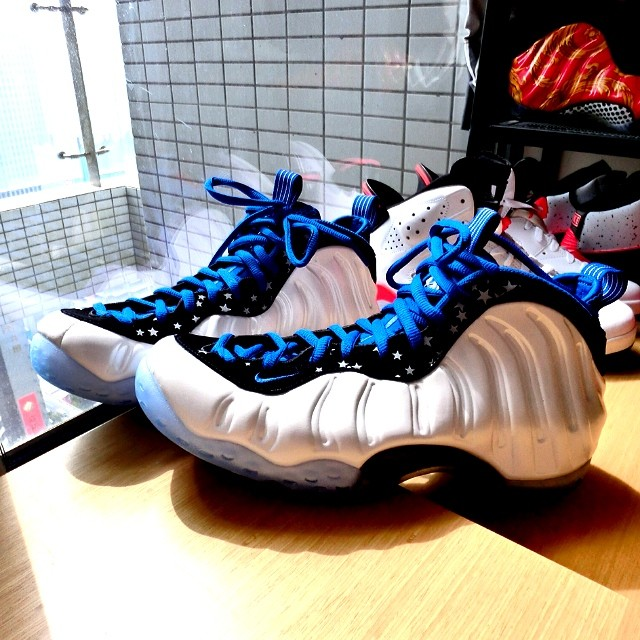Nike Air Foamposite One Shooting Stars 679085-101 (5)