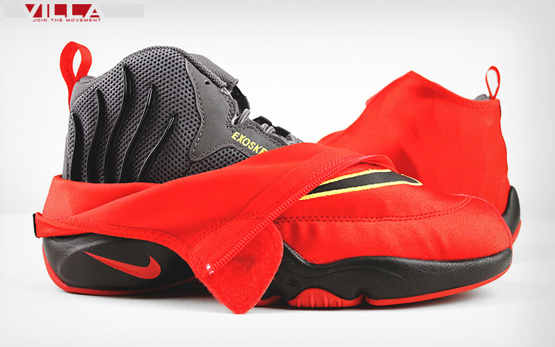 Nike Glove Miami Heat (10)