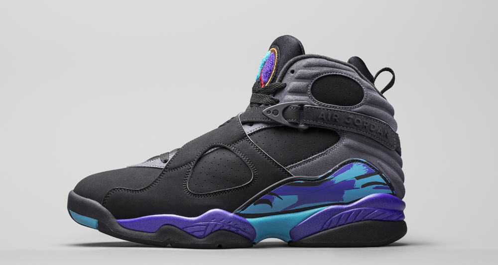 ed1c072103ae Here s Jordan Brand s Air Jordan 8 Lineup for Holiday 2015