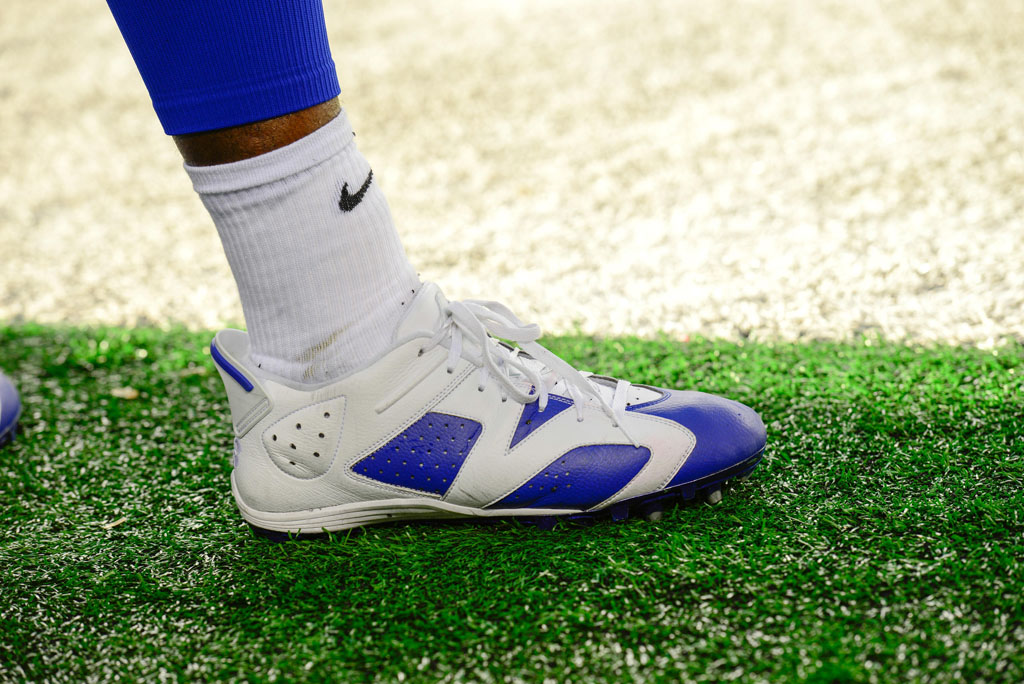 Does Dez Bryant Have The Best Air Jordan Cleats In The Nfl
