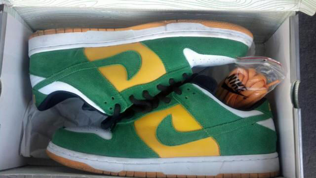 Spotlight // Pickups of the Week 11.17.12 - Nike SB Dunk Low Pro Buck by breakzlegz