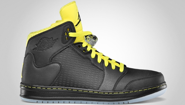 Jordan Prime 5 Black/Sonic Yellow