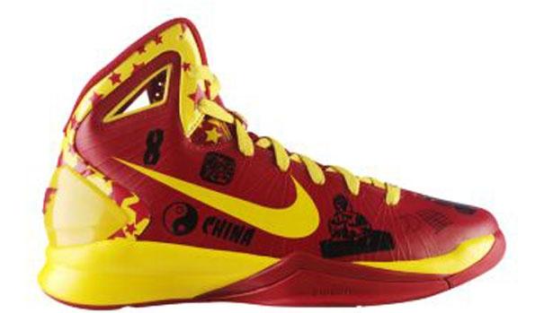 Nike Hyperdunk 2010 China