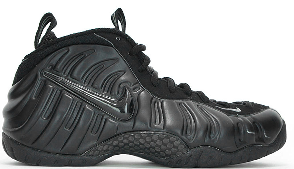 824a67126c9 Nike Air Foamposite Pro. Style Code  630304-002. Colorway  Black Medium  Grey Release Date  2002