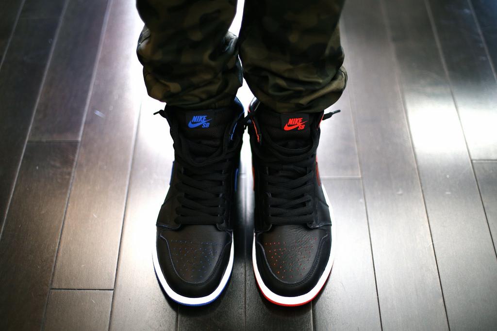 Nike Sb Air Shadow