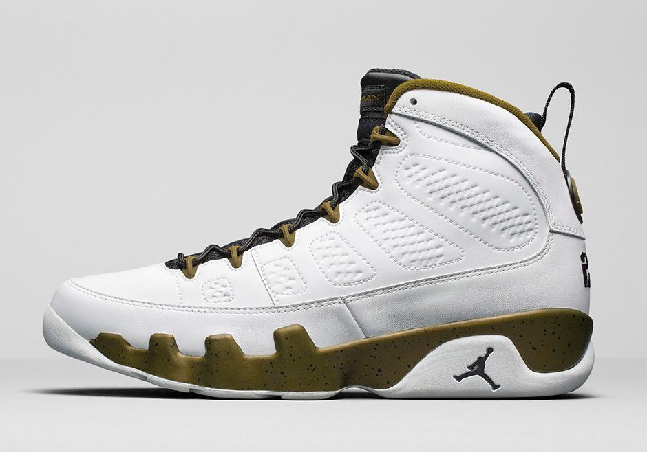 7a8b6f705c50 Air Jordan 9 The Spirit Statue Release Date 302370-109 (2)